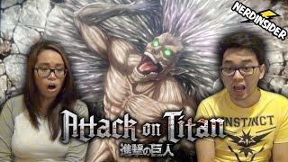 Download ATTACK ON TITAN 28 Season 2 Episode 3 REACTION & REVIEW Video