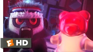 Download Cloudy with a Chance of Meatballs - Vicious Gummi Bears Scene (8/10) | Movieclips Video