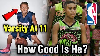 Download How GOOD Is Julian Newman ACTUALLY? Can He Make The NBA? Video