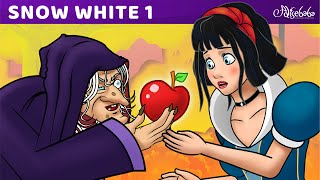 Download Snow White Series Episode 1 of 5 The Seven Dwarfs Fairy Tales and Bedtime Stories For Kids Video