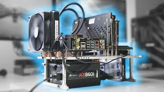 Download Streacom BC1: An Amazing Open Benchtable! Video