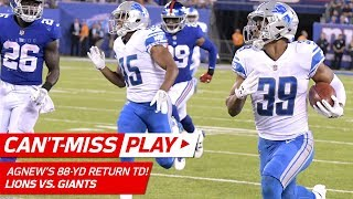 Download Jamal Agnew's Sick Madden JUKE on Punt Return TD 🎮 | Can't-Miss Play | NFL Wk 2 Highlights Video