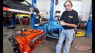 Download 1970 Coronet R/T Convertible Returns - 440 Dyno Room Blast Video