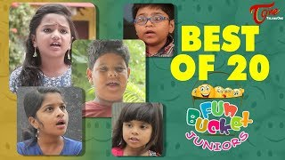 Download Fun Bucket JUNIORS | Best Of 20 | Kids Funny Videos | Comedy Web Series Video