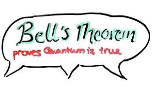 Download Is Quantum Mechanics True? Bell's theorem explained   Quantum ep 9 Video