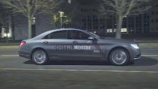 Download Mercedes-Benz DIGITAL LIGHT - New HD Headlamp Generation Video