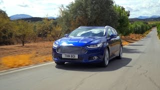 Download The All-New Ford Mondeo Wagon Video