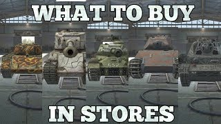 Download Wotb: Tanks In Store | buy or not to buy Video