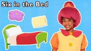Download Six in the Bed + More | Mother Goose Club Nursery Rhymes Video