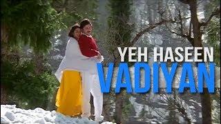 Download Yeh Haseen Vadiyan | Roja | A.R. Rahman Video
