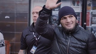Download Anatomy of UFC 223: Episode 5 - Khabib & Max Holloway attend Press Conference Video