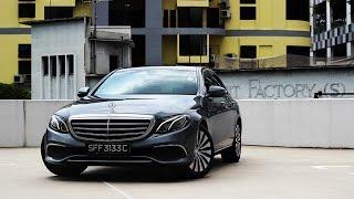 Download Mercedes-Benz E200 Exclusive Video
