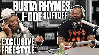 Download Busta Rhymes's First Radio Freestyle In A Decade Video