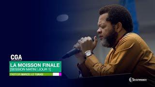Download La moisson finale. Pasteur MARCELLO TUNASI CGA 2019 [Session matin jour 1] du 11 Juin 2019 Video
