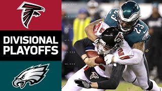 Download Falcons vs. Eagles | NFL Divisional Round Game Highlights Video