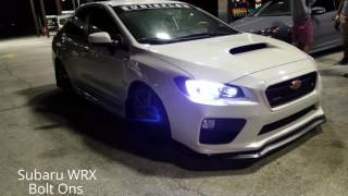 Download Ford Focus RS vs Nismo 370z | SS | WRX Video
