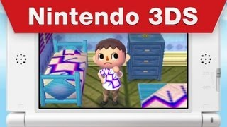 Download Nintendo 3DS - Animal Crossing: New Leaf Launch Trailer Video