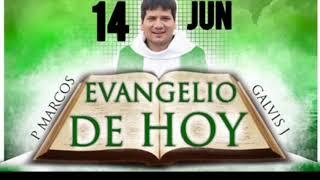 Download EVANGELIO del DIA | HOY Viernes 14 de Junio de 2019 | Biblia Video
