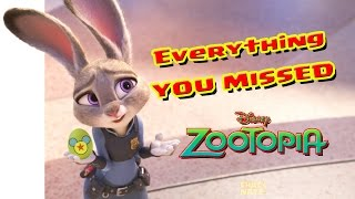 Download ZOOTOPIA, Everything You Missed Video