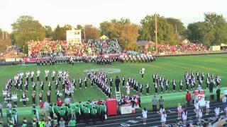 Download OSU band in Port Clinton Ohio & Script Ohio Video