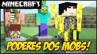 Download Minecraft - ARMADURA DOS MOBS!! Mod Showcase Armor Mobs!! Video