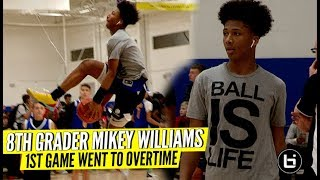 Download Mikey Williams 1st Game Of The Season Overtime Thriller! Ballislife Highlights Video