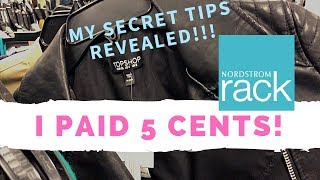 Download HOW TO SHOP NORDSTROM RACK - ALL MY SECRETS REVEALED!!! Video