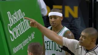 Download Isaiah Thomas with the H.O.R.S.E Shot After the Whistle l 11.30.16 Video
