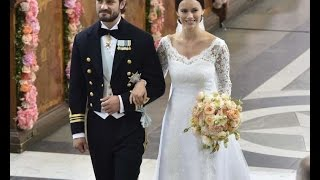 Download Royal Wedding of Prince Carl Philip and Sofia Hellqvist 2015 Video
