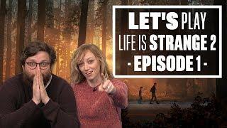 Download Let's Play Life is Strange 2 Episode 1: ROADS Video