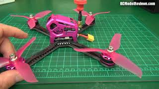 Download Mini-review: GT 220mm Fire Dancer FPV racing drone (BNF) from GearBest Video