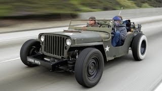 Download Rat Rod Jeep Death-Wish Trip! - Roadkill Episode 15 Video