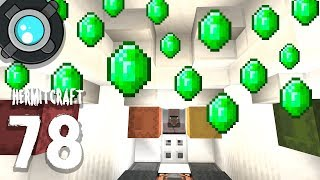 Download HermitCraft 6: 78 | EMERALD MEGA MACHINE Video