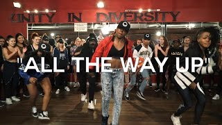 Download All The Way Up – Fat Joe, Remy Ma, French Montana – choreography by @ triciamiranda |Spon. by Hobnob Video