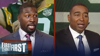 Download Greg Jennings on biggest key for Rodgers, Packers vs. Vikings in Week 2 | NFL | First Things First Video