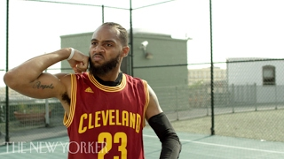 Download NBA Impersonator BdotAdot5 Perfectly Mimics LeBron, Curry, Westbrook & Harden | The New Yorker Video