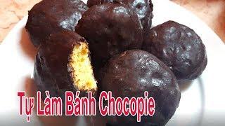 Download Tự Làm Bánh Chocopie Thật Thơm Ngon , Tại Sao Không ?  Góc Bếp Nhỏ Video