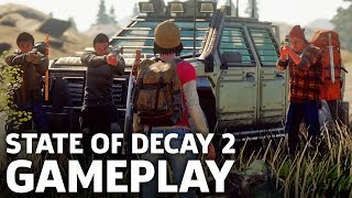 Download State of Decay 2 Gameplay: 8 Minutes Of Salvage And Survival Video