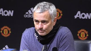 Download Manchester United 1-0 Bournemouth - Jose Mourinho Post Match Press Conference - Premier League Video