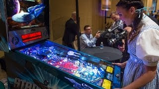 Download CES 2014: Modern Pinball Machines Video