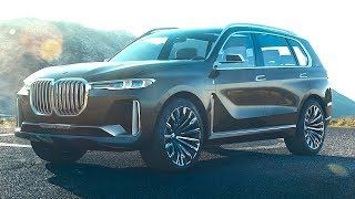 Download BMW X7 New Face Of All Future BMWs Official + Here's Why! 2018 BMW X7 Series SUV New CARJAM TV Video
