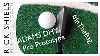 Download ADAMS DHY Driving Iron Hybrid Review Video