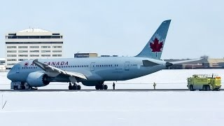 Download *Emergency landing!* Air Canada 787-8 (B788) landing in Montreal (YUL/CYUL) Video