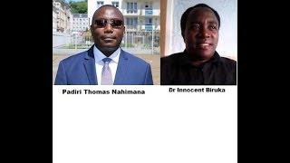 Download Ngo Padiri agiye kwinjira mu gihugu arinzwe? Dr Biruka na we ahamya impinduka ya vuba! Buryo ki? Video