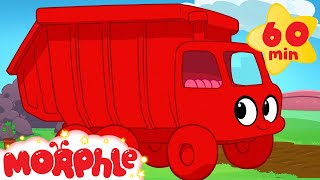 Download Garbage Truck Adventures with Morphle ( +1 hour My Magic Pet Morphle kids videos compilation) Video