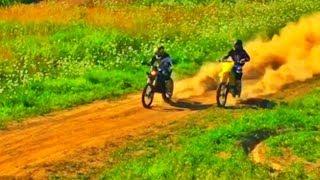 Download Electric MX VS Suzuki 450 Video