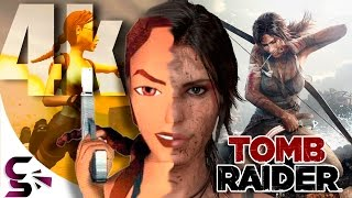 Download The Evolution of Graphics in 4K: Tomb Raider (1996 - 2015) Video