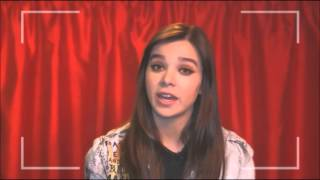 Download Hailee Steinfeld - Booth of Truth Video