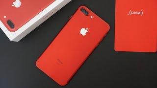 Download iPhone 7 Plus (PRODUCT)RED Unboxing จะถูกจะแพง ขอแดงไว้ก่อน Video