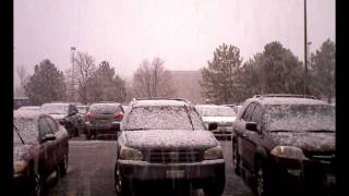 Download 2-23-12 to 2-24-12 Chicago Snow Time Lapse Video